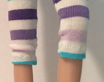 Shades Of Purple Leggings...For Blythe...