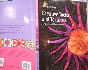Creative Tucks and Textures - clearance