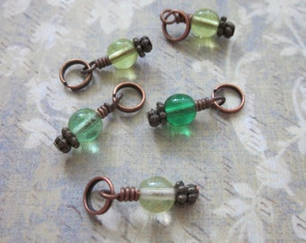 Alchemy: The Eighteenth Earth - Stitch Marker Set