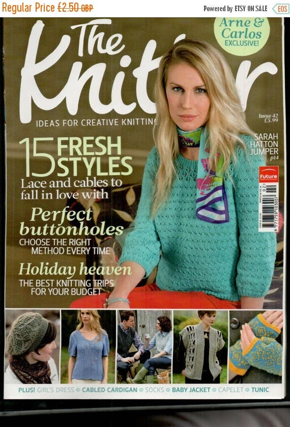 Christmas In July The Knitter Knitting Magazine Issue 42 March 2012