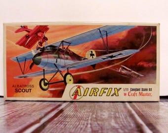 AirFix Albatross Scout Kit