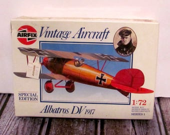 AirFix Vintage Aircraft Albatros SV 1917