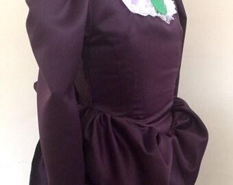 Cinderella's Wicked Stepmother Lady Tremaine Dress