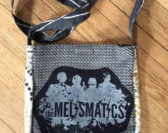 Melismatics tshirt bag