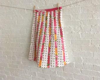 Beau  / bias skirt