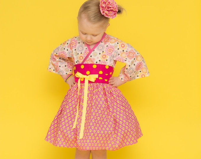 Preteen Dress - Birthday Outfit - Birthday Dress - Toddler Girl Clothes - Birthday Party - Girls Twirl Dress - Baby Dress  12 mo to 14 years
