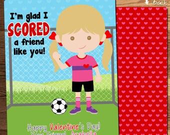 Pdf valentine card  Etsy