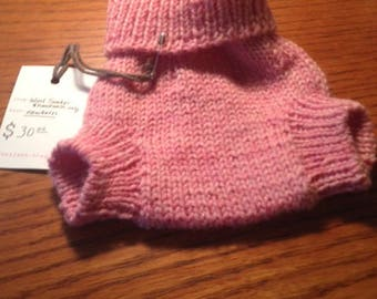 Wool Soaker Diaper Cover Newborn