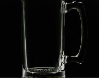 Blank 25 Ounce Beer Mug