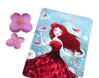 30% Off - Summer SALE 30 Percent Off - Summer SALE The Flower Fairy - Postcard