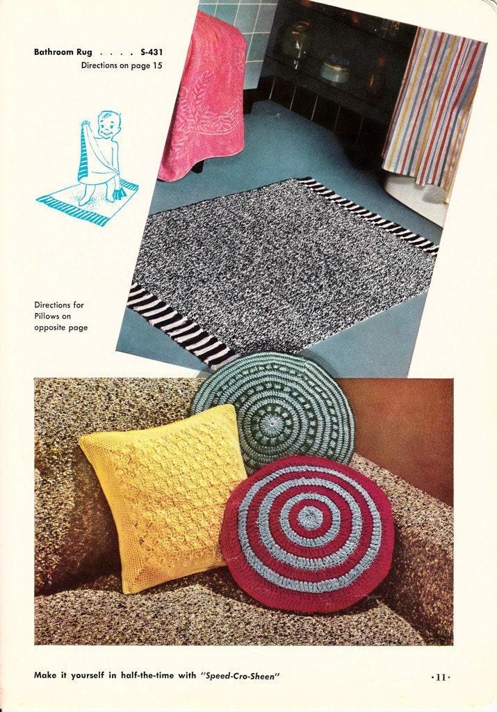Pillows free crochet patterns