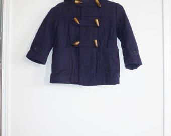 SALE // Vintage Holt Renfrew Children's Jacket