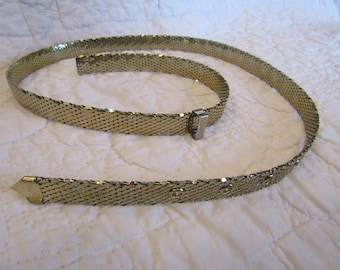 Vintage Belt Metal Needs Buckle