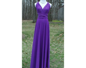 usa  BRITTANY, Reserved listing. convertible dress, infinity dess, bridsmaids dresses