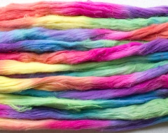 Cotton roving for spinning - Holi, 1 oz
