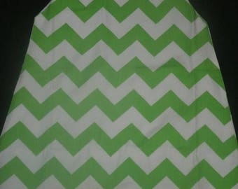 ON SALE Sale READY To Monogram 12 Month Personalized Chevron Aline Dress Monogrammed Jumper