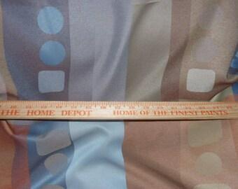 "Designer Medium Weight Drapery / Light Weight Upholstery Fabric 72"" Wide 2 Yards"