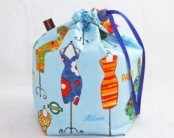 Midi Project Bag - Dresses