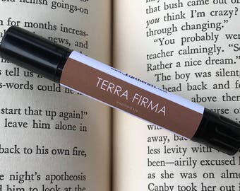 Terra Firma Solid Perfume Stick