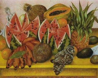 Seven Watermelon Suns Perfume Oil - Ripe red watermelon, White leather, Golden fig, Datura, and Water musk