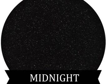 MIDNIGHT Black Cosmetic Glitter