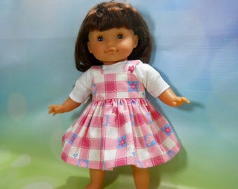 """14 inch toddler doll clothes, Corolle 14 inch doll clothes, Fits dolls like Little Mommy, Corollle 14"""" toddler doll, My Live, 02-2762"""