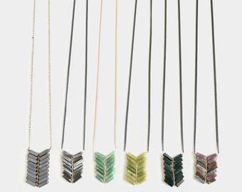 Australia Arrow Necklace