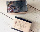 Black Chamomile Artisan Soap - Handmade Soap, Shea Butter Soap