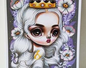 Enchanted 8x10 Art Print