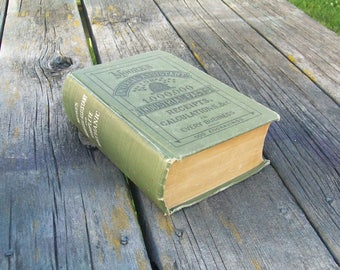 Antique Book The Universal Assistant and Complete Mechanic by R. Moore 1907