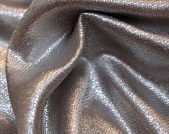 Hollywood Silver Covington Fabric