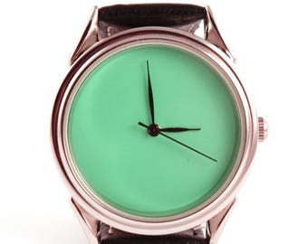 ON SALE 25% OFF Turquoise watch - ascetic watch - unisex watches