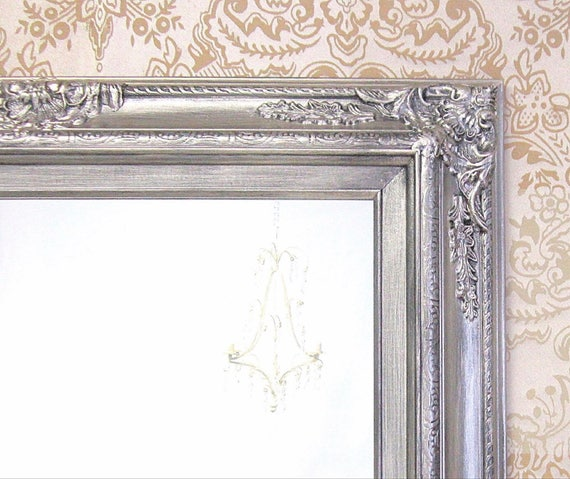 ORNATE VANITY MIRRORS Bathroom Mirror Framed Baroque Vanity