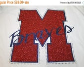 ON SALE Mascot and School Shirt or Tank, Baseball Mom Shirt, School Spirit Shirt, School Shirt, Football Shirt, Football Mom Shirt, Spiritwe