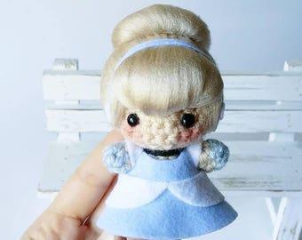 Cinderella Amigurumi