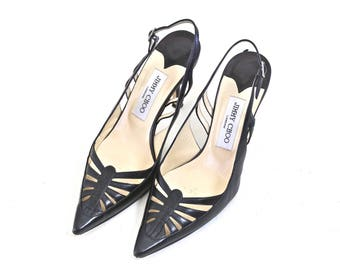 JImmy Choo vintage shoes