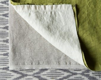 as seen on remodelista: the simone washed linen beach towel | beach towel | linen beach towel | pareo | linen | washed linen