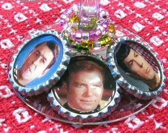 Star Trek - Drink Charms Set of 6