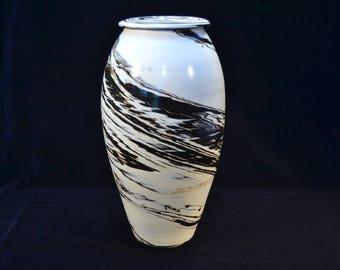 Ceramic Lidded Jar