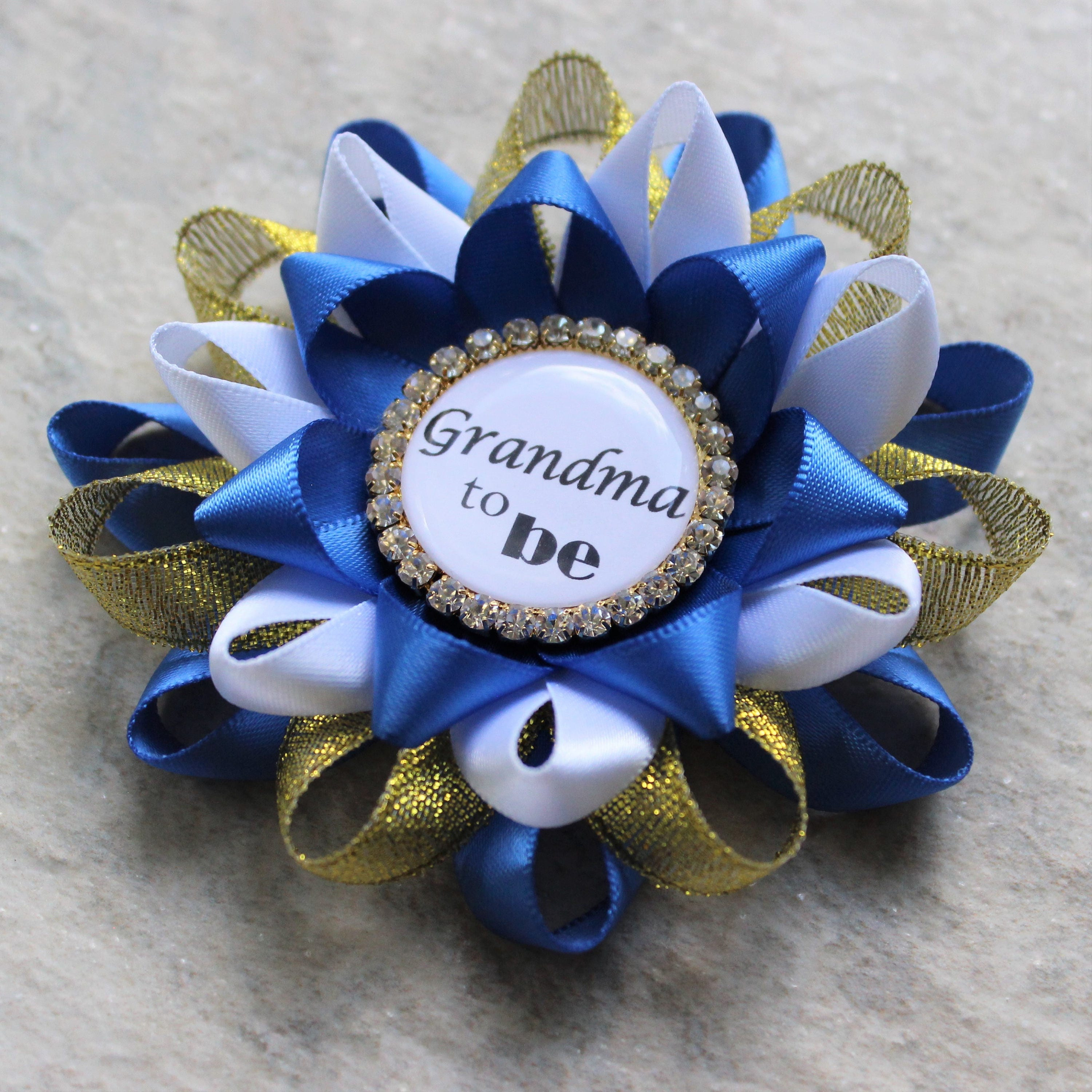 Royal Baby Shower Decorations Little Prince Baby Shower Corsage
