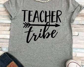Teacher Tribe Shirt/ Teacher Shirt