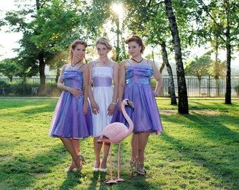 Tinker Bell bridesmaids dress by TiCCi Rockabilly Clothing