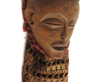 Chokwe Mask Mwana Pwo Angola  African Art 107328
