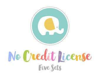 No Credit Commercial License for Up to 5 Sets.