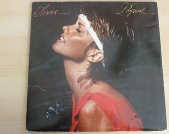 Oliva Newton John Physical Vinyl Record LP MCA-5229 MCA Records 1981
