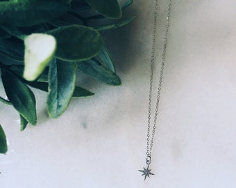 Necklace    North Star