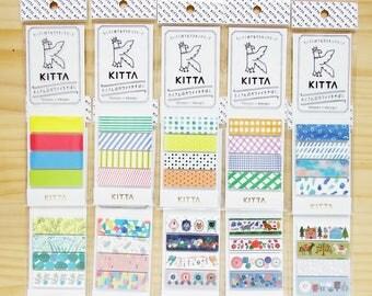 KITTA masking tape, set C