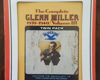 The Complete Glenn Miller 1969-1940/Volume III New Sealed Vintage 8-Track Tape