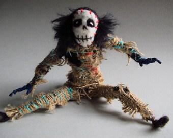 Mr Voodoo Dead Eye Doll