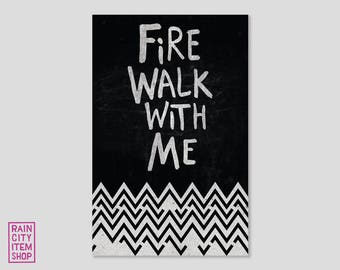 Twin Peaks -  Fire Walk With Me - 25 Years Later